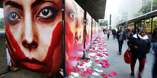 Los países con más casos de violencia sexual