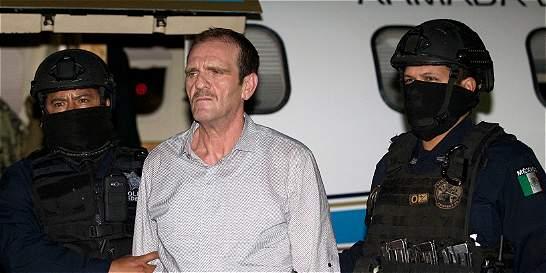 México encarcela al 'Güero' tras repatriación desde EE.UU.