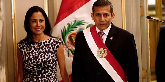 Primera dama de Perú sigue en la mira de la justicia