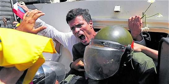 Suspendida audiencia de apelación de Leopoldo López