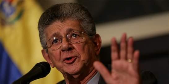 Presidente de la Asamblea Nacional de Venezuela no accede a diálogo