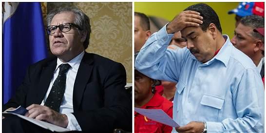 El camino que llevó a la OEA a decidir sobre la Carta Democrática