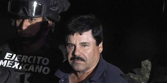 Juez concede al 'Chapo' Guzmán suspensión provisional de extradición