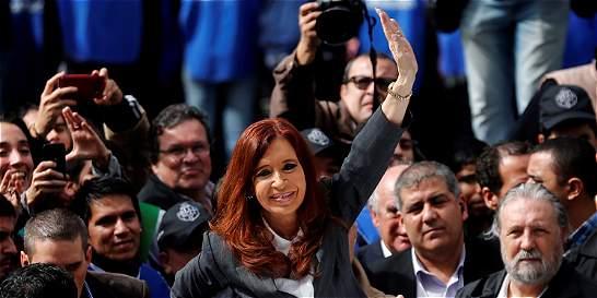 Justicia enajena bienes de Cristina Fernández de Kirchner