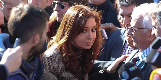 Expresidenta Cristina Fernández, con un futuro judicial complicado