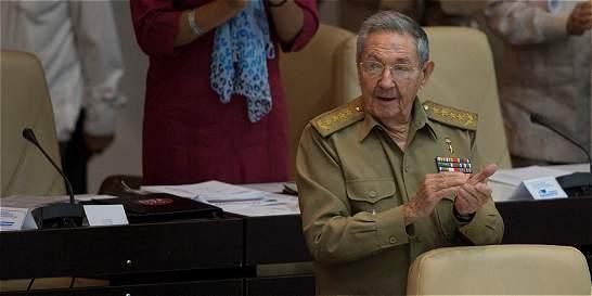 Raúl Castro remodela el gabinete para impulsar el crecimiento