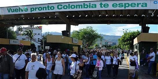 Venezuela volverá a permitir paso temporal hacia Colombia