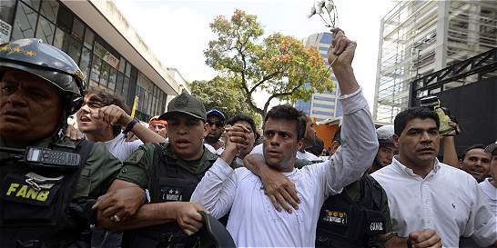 Justicia venezolana responderá en 10 días apelación de Leopoldo López
