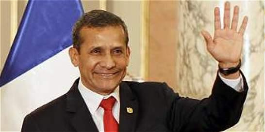Ollanta Humala anunció que no indultará al expresidente Fujimori