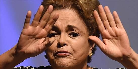 Senado brasileño vota sí y deja a un paso la destitución de Rousseff