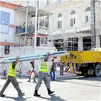 El aeropuerto de La Habana será renovado con mano de obra india