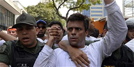 Justicia venezolana confirma condena contra opositor Leopoldo López