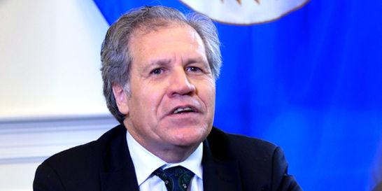 Análisis de la crisis migratoria según Luis Almagro