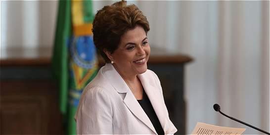 Llamado agónico de Dilma Rousseff para frenar su destitución
