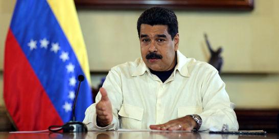 Maduro dice que sería peor que Erdogan ante un golpe de Estado