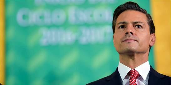 Editorial: Peña Nieto, en picada