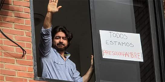 Gobierno venezolano manda a prisión a líder opositor Daniel Ceballos