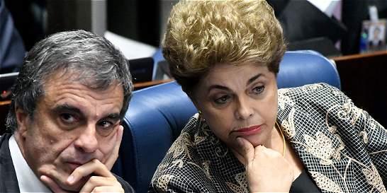 Votación sobre destitución de Dilma Rousseff será este miércoles