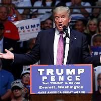 Trump viaja a México para mantener sorpresiva reunión con Peña Nieto