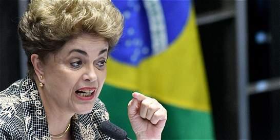 Rousseff apela su destitución en la corte suprema de Brasil