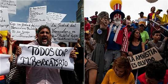Las razones por la que los venezolanos marcharán este jueves