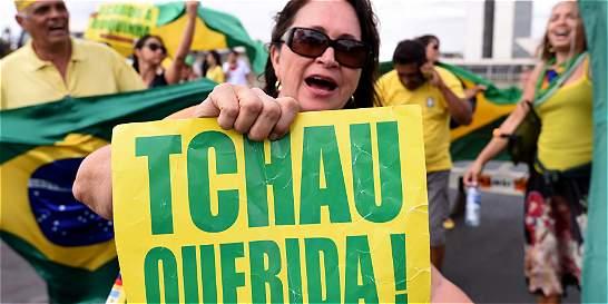 La imagen del día después en Brasil / Análisis
