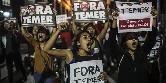 Brasil cambia de color el mapa político de América Latina
