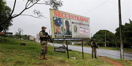 La 'pequeña' guerrilla que ha puesto en aprietos al gobierno paraguayo