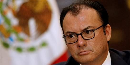 Ministro de Hacienda de México renuncia tras visita de Trump