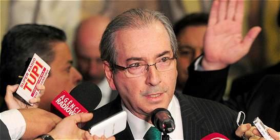 Destituyen en Brasil al diputado que orquestó la caída de Rousseff