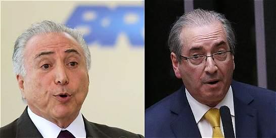 Tras salida de quien ayudó a destituir a Rousseff, vendrían más caídas