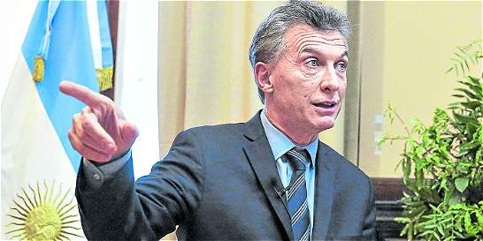 'Venezuela no cumple requisitos para estar en el Mercosur': Macri