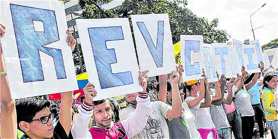 Venezuela rechaza