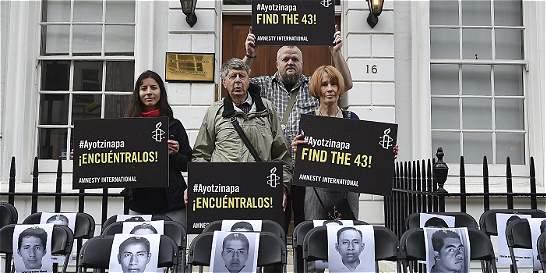 Dos años de la tragedia de los 43 estudiantes desaparecidos de Iguala