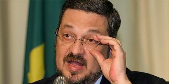 Detienen al exministro de Hacienda de Lula da Silva