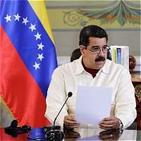 Maduro ordena acciones militares preventivas en frontera con Colombia