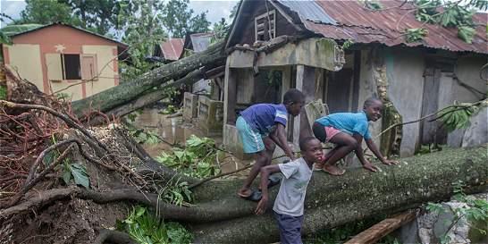 Se eleva a 264 el número de muertos en Haití por el huracán Matthew