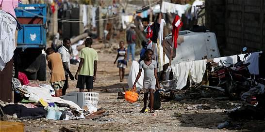 Huracán Matthew, otro desastre para Haití