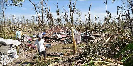 Huracán Matthew, la peor tragedia en Haití desde el terremoto del 2010