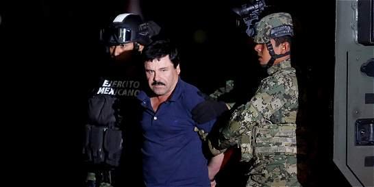 México extraditaría al 'Chapo' Guzmán a EE. UU. en enero o febrero