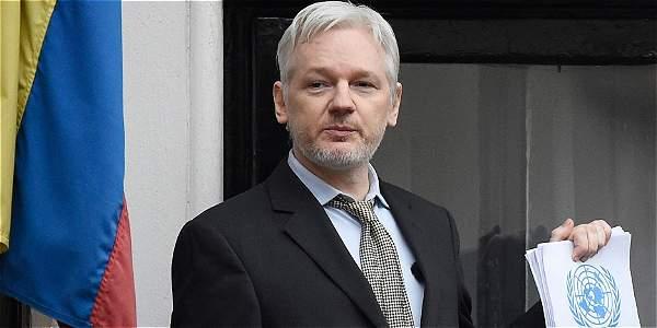Julian Assange, fundador del portal WikiLeaks.