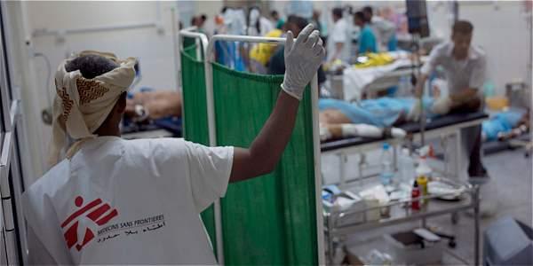 MSF cuenta con 5.7 millones de socios y colaboradores alrededor del mundo para poder brindar asistencia médica independiente, gratuita y de calidad donde más se necesite.
