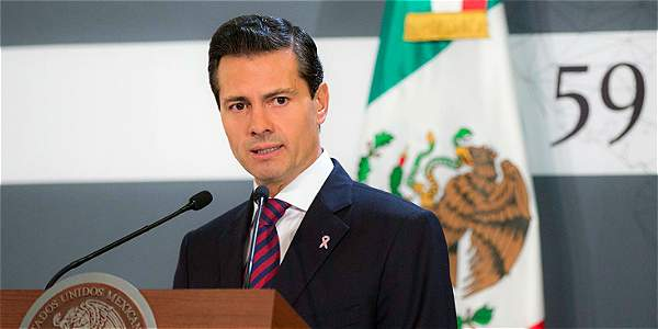 El presidente Enrique Peña Nieto condenó el hecho.