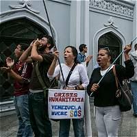 Colombia y 11 países muestran preocupación por la crisis en Venezuela