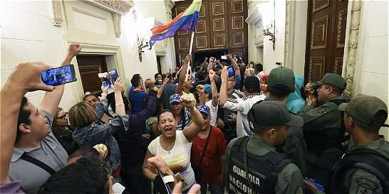 Se agrava la crisis entre poderes en Venezuela