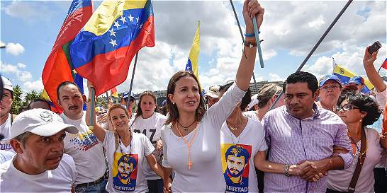'Tenemos al presidente Maduro decidido a irse a una franca dictadura'