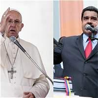 Emisario del Papa anuncia diálogo del Gobierno venezolano y oposición