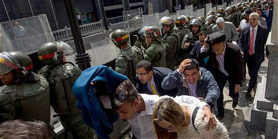 'El jueves no será el día final del régimen venezolano'