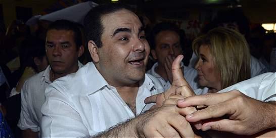 Detenido el expresidente de El Salvador Antonio Saca