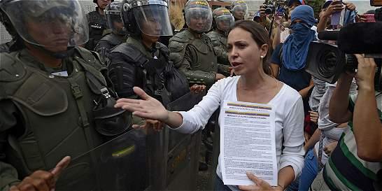 'Con Maduro en el poder, ya no se cuentan las horas, sino los muertos'